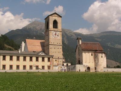 ミュスタイルの聖ヨハネ修道院