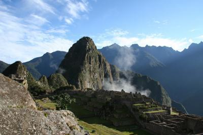 ころりんのペルー旅行