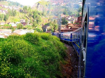憧れのマチュピチュへ!インカの遺跡を巡るペルー9日間の旅? ペルーレイルでアグアス・カリエンテスへ!編