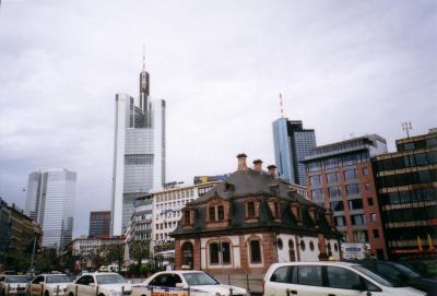 4度目の出張 ~ フランクフルト  Frankfurt