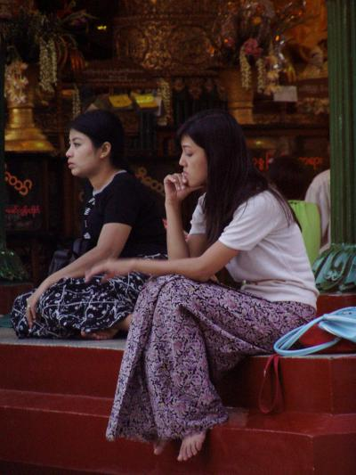 バンコク経由ミャンマー旅行 第3章 バガンの日々 ?~忘れ難き風景~