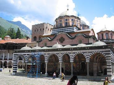 深緑のブルガリア&ルーマニア2週間の旅:ソフィア編