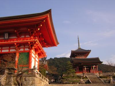 歩いて行こうとしたのがバカだった。 to 清水寺