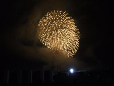 柏崎ぎおん祭りの花火大会