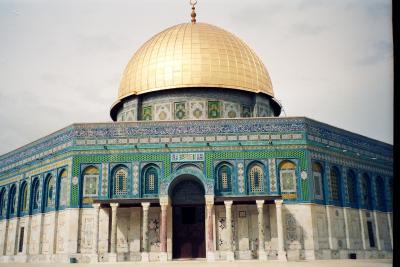 世界一周旅行 イスラエル
