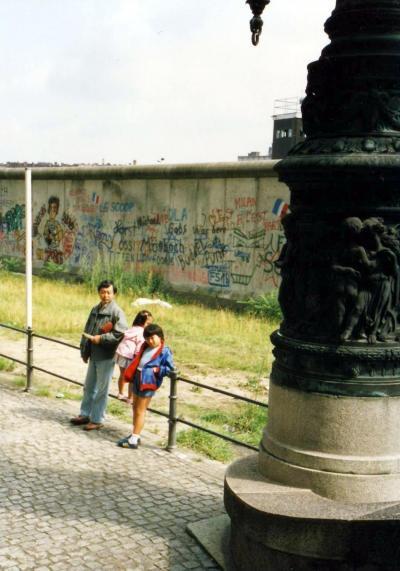 ノスタルジック・ドイツ: 冷戦の象徴 「東・西ベルリン」