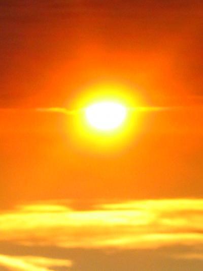MAUI ? ハレアカラ山の聖域からご来光を浴びて・・