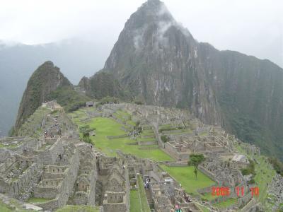 ペルー:リマ・クスコ・ナスカ・マチュピチュ
