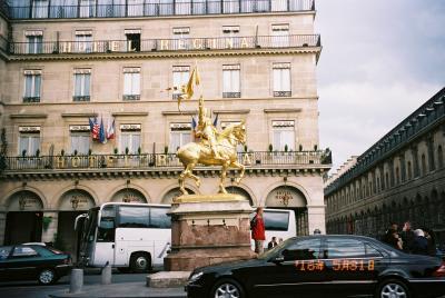 2度目の パリ  Paris