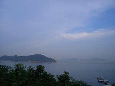 プチ夏休み。倉敷、直島3泊4日旅行。
