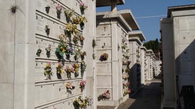 ヴェネチアのお墓