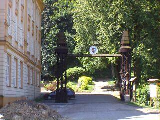 チェコ東部シュトゥラムベルク