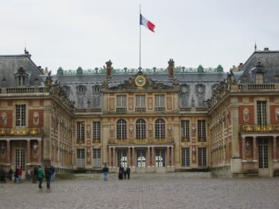 ベルサイユ 【ヨーロッパ旅行2002年(21)】