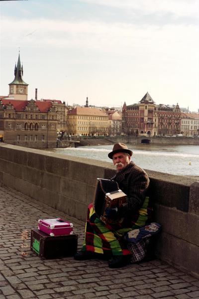 チェコ/プラハ(2002.02)