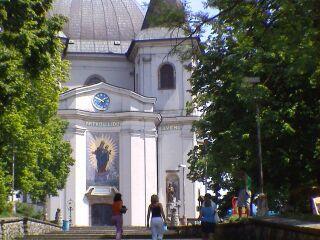 チェコ巡礼教会