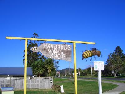 ニュージーランド北島ドライブ(2) コロマンデル半島からロトルア編 2006年7月