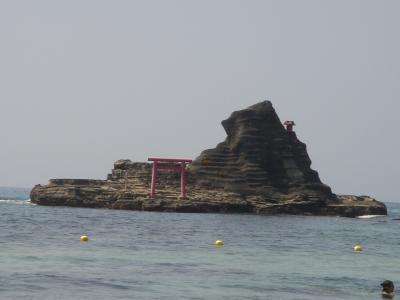 コバルトブルーの守谷海岸 『日本の渚百選』・『快水浴場100選』認定ビーチ♡