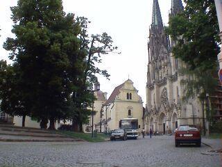 チェコ オロモウツの文化的話題