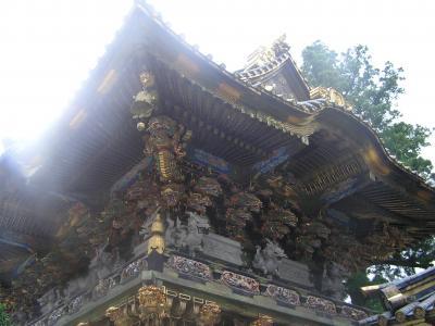 鬼怒川、日光観光