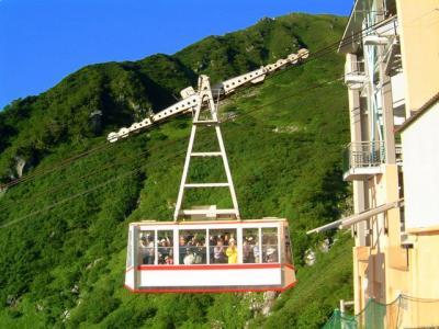中央アルプス駒ケ岳 千畳敷カール