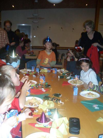 Life in Cambridge (Part 3: December 2004)