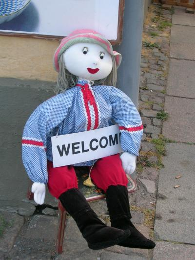 ヘルシンキに赴任中の友人を訪ねて