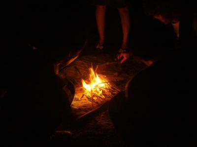 夏の思い出。ラフティングとバーベキューと花火