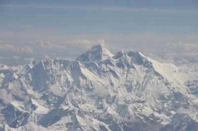ネパール&ブータン 6 (カトマンズへ戻る)