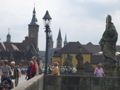 ワールドカップ体験記(3)―ロマンチック街道・ヴュルツブルク―