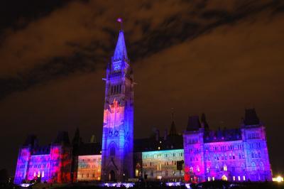 カナダ旅行? -Ottawa