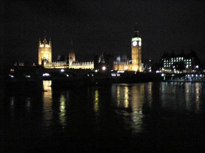 2006年8月ロンドン滞在記1日目?