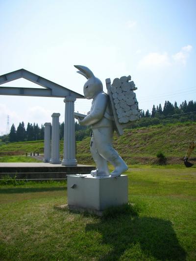 越後妻有アートトリエンナーレ2006大地の芸術祭~(6)ナカゴグリーンパーク&仙田
