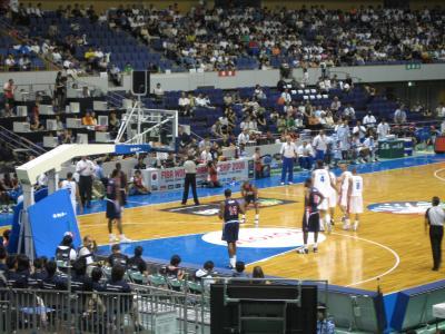 北海道(FIBAバスケットボール世界選手権)