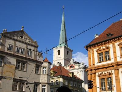 2006夏(10) 中欧の旅 プラハ