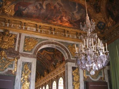 春EU紀行*再びパリ ヴェルサイユ宮殿