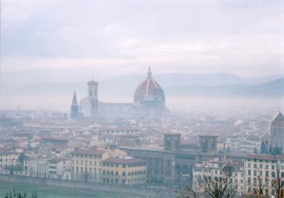 2003冬のフィレンツェ