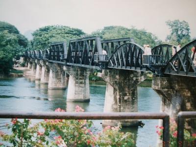 戦場に架ける橋☆カンチャナブリ