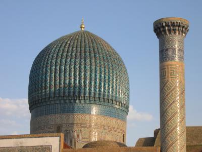 個人で行くウズベキスタン
