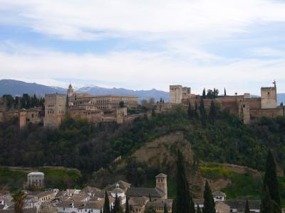 Spain~Granada~