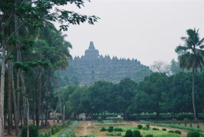 02. Borobudur(ボロブドゥール)の旅