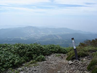 長野県の旅 ~四阿山~
