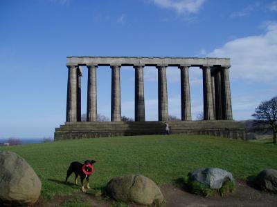 Edinburgh *Hally Potterの世界*