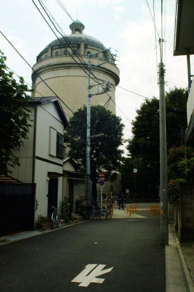 水の塔探訪記 06年9月23日