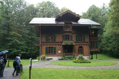 2006年スイスの旅(3)バーレンベルク野外博物館