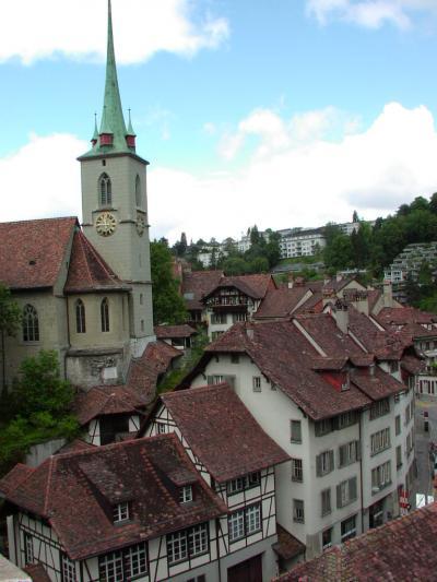 スイス鉄道の旅 その3 ベルンとルツェルン