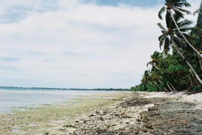 ツバル フナフチ環礁を訪ねて