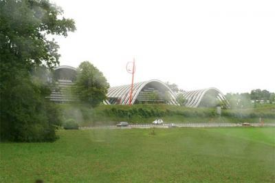 2006年スイスの旅(6)パウル・クレーセンター