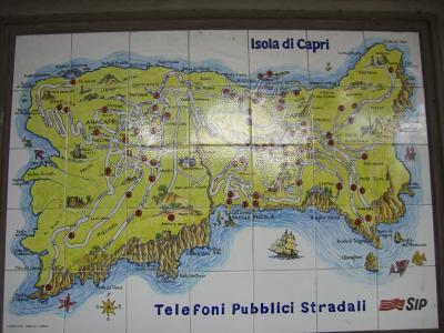 南イタリア★カプリ島