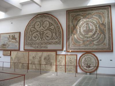 チュニジア探検 7・バルドー博物館