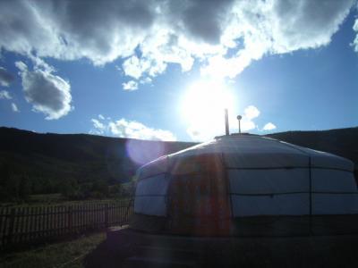 モンゴル旅行・2日目 -今日も乗馬の日-